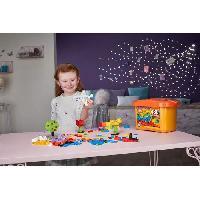 Vehicule - Engin Terrestre  A Construire Mega Bloks - Mega Bloks Mega Construx Kid Builders Bulk Tub ? Small - 4 ans et + Mattel
