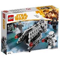 Vehicule - Engin Terrestre  A Construire Star Wars 75207 Pack De Combat De La Patrouille Imperiale