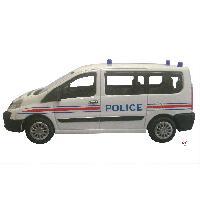 Vehicule - Engin Terrestre Miniature 1 Fourgon securite Police - 143 - MID