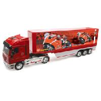 Vehicule - Engin Terrestre Miniature Camion 1-87 Iveco Ducati - Generique