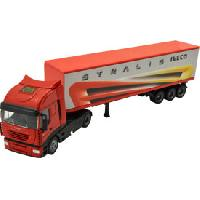 Vehicule - Engin Terrestre Miniature Camion 143 Iveco Stralis
