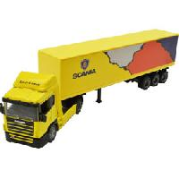 Vehicule - Engin Terrestre Miniature Camion 143 Scania R124 - ADNAuto