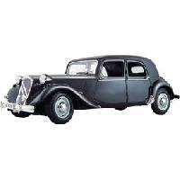 Vehicule - Engin Terrestre Miniature Voiture 118 CITROEN 15cv 6cyl 1952 31821 [848128] - ADNAuto