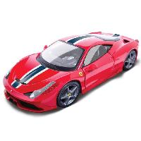 Vehicule - Engin Terrestre Miniature Voiture 118 FERRARI 458 Speciale 16002 - Burago