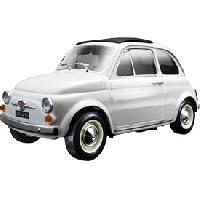 Vehicule - Engin Terrestre Miniature Voiture 118 FIAT 500 1965 BURAGO [848481] - ADNAuto