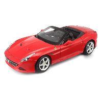 Vehicule - Engin Terrestre Miniature Voiture Ferrari Collection California T Echelle 1 - 18eme - Burago