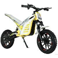 Vehicule E-ROAD Moto electrique E-Bike 1000W - 36V 12Ah - Jaune