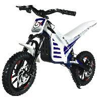 Vehicule Moto electrique E-Bike 1000W - 36V 12Ah - Bleu