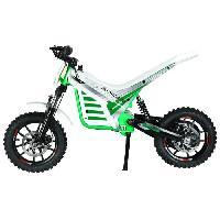 Vehicule Moto electrique E-Bike 1000W - 36V 12Ah - Vert