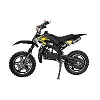 Vehicule PIKI - Dirt Bike - Sport - 49cc Noir - Aucune