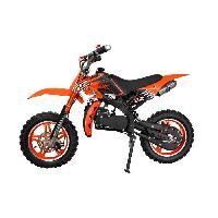 Vehicule PIKI - Dirt Bike - Sport - 49cc Orange - Aucune