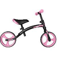 Vehicule Pour Enfant Draisienne noire et rose - SKIDS CONTROL