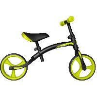 Vehicule Pour Enfant Draisienne noire et verte - SKIDS CONTROL