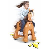 Vehicule Pour Enfant Feber - Mon Cheval Electrique - Véhicule Electrique pour enfant 12V