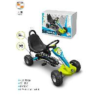 Vehicule Pour Enfant Go Kart a pédales - SKIDS CONTROL
