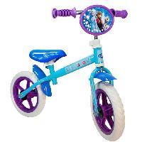 Vehicule Pour Enfant LA REINE DES NEIGES Draisienne - Roues 12 pouces - Disney - Ertedis