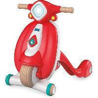 Vehicule Pour Enfant Trotteur 100% matériaux recyclés - CLEMENTONI