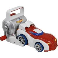 Vehicule Pour Enfant Voiture avec Base de Lancement - AUER - Effets Sonores & Lumineux - Jouet 3 ans+