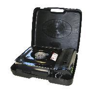 Vehicule Rechaud gaz portable Piezzo - sans gaz ! - ADNAuto