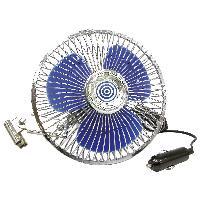 Ventilateur Appoint Ventilateur 12V - Diametre 15.3cm Generique