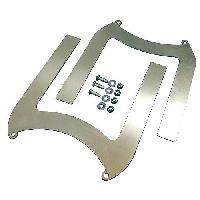 Ventilateurs Kit Fixations Alu Ventilateur SPAL 255mm - ADNAuto