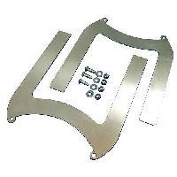 Ventilateurs Kit Fixations Alu Ventilateur SPAL 385mm ADNAuto
