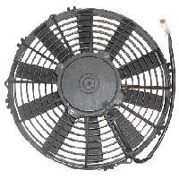 Ventilateurs Ventilateur SPAL D280mm Aspirant 1370M3H - SPA102003 - ADNAuto
