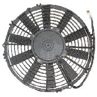 Ventilateurs Ventilateur SPAL D280mm Aspirant 1630M3H - SPA102001 - ADNAuto