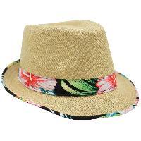 Vetement - Accessoire 24x Chapeau Borsalino Femme -assortiment-