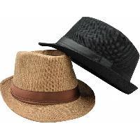 Vetement - Accessoire 24x Chapeau Borsalino Homme -assortiment-