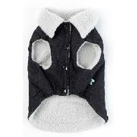Vetement - Accessoire FUZZYARD Manteau Easy Rider Denim - 35-38.5 cm - Pour chien
