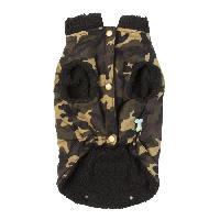 Vetement - Accessoire FUZZYARD Manteau G.I Dog Denim - 26-29 cm - Pour chien