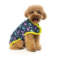 Vetement - Accessoire FUZZYARD Manteau No Probllama - 59-62 cm - Pour chien