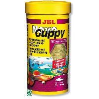 Vetement - Accessoire JBL NOVOGUPPY aliment de base pour guppys et vivipares - boîte 250ML