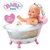 Vetement - Accessoire Poupon Baby Born - Baignoire Magique Baby Annabell