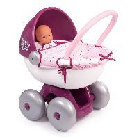 Vetement - Accessoire Poupon SMOBY Baby Nurse Landau