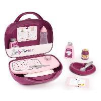 Vetement - Accessoire Poupon SMOBY Baby Nurse Vanity + 12 Accessoires