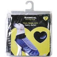 Vetement - Accessoire ROSEWOOD Veste LED 18 Night-Bright - Pour chien