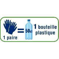 Vetement De Jardinage MAPA - Travaux Courants Fibres Recyclees - Gants de Jardinage Multi-Usages Fibres Recyclees - Flexibles et Resistants - Taille 8-L