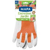 Vetement De Jardinage MAPA Gants de jardin - Entretien Jardin Femme - Taille M / T7