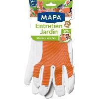 Vetement De Jardinage MAPA Gants de jardin - Entretien Jardin Femme - Taille S - T6