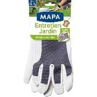 Vetement De Jardinage MAPA Gants de jardin - Entretien Jardin Homme - Taille L - T8