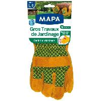 Vetement De Jardinage MAPA Gants de jardin - Gros travaux de jardinage - Taille L - T8