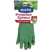 Vetement De Jardinage MAPA Gants de jardin - Protection des épineux - T6/7