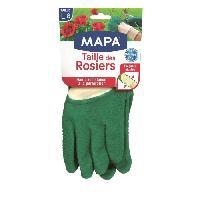Vetement De Jardinage MAPA Gants de jardin - Taille des rosiers Taille L - T8