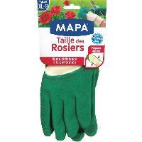 Vetement De Jardinage MAPA Gants de jardin - Taille des rosiers Taille XL - T9