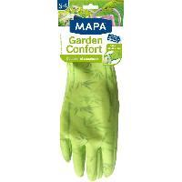 Vetement De Jardinage MAPA Gants de jardin Garden Confort - Taille S - T6