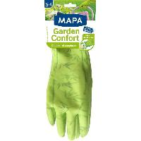 Vetement De Jardinage MAPA Gants de jardin Garden Confort - Taille S / T6
