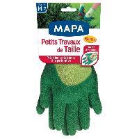 Vetement De Jardinage MAPA Gants de jardin Petit travaux de Taille - Taille M / T7