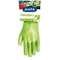 Vetement De Jardinage MAPA Gants de jardin Plantation + - Taille L / T8